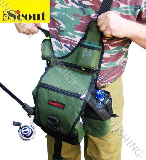 сумка под рыбу для ходовой рыбалки купить